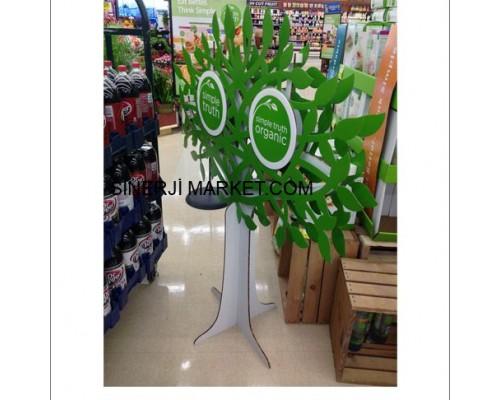 Karton Ağaç - 08