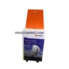 Karton Stand Çöp Kutusu - 04