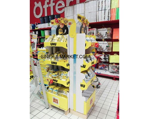 Karton Stand Market - 17