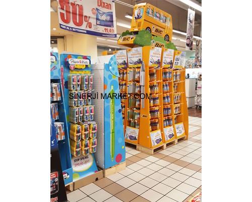 Karton Stand Market - 25