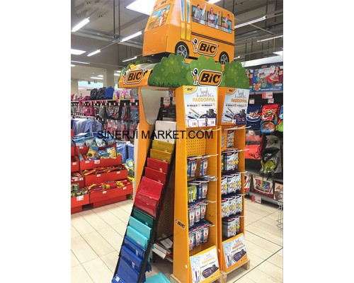 Karton Stand Market - 26