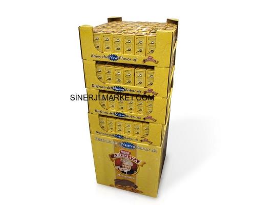 Karton Stand Raflı - 34
