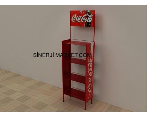 Metal Market Stand - 14