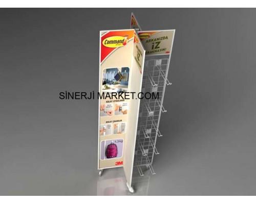 Metal Stand Modüler - 04