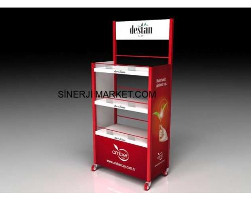 Metal Stand Modüler - 06