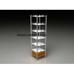Metal Stand Modüler
