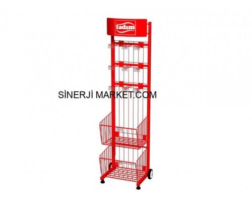 Metal Stand Modüler - 16