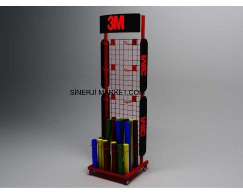 Metal Stand Askılı - 01