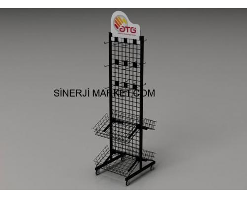 Metal Stand Askılı - 05