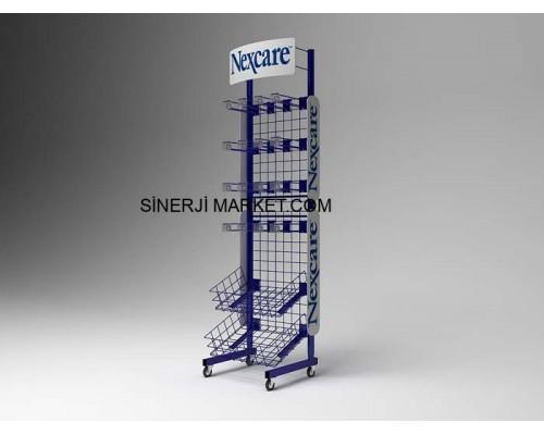 Metal Stand Askılı - 19