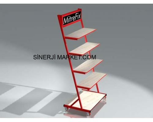 Metal Stand Ayaklı - 21