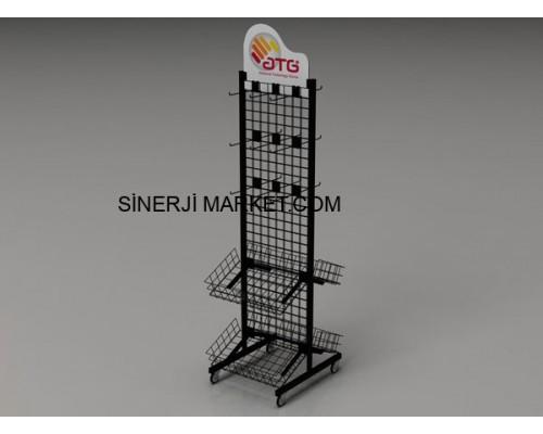 Metal Stand Ayaklı - 36