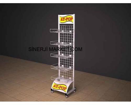 Metal Stand Ayaklı - 38