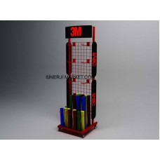 Metal Stand Demonte - 01