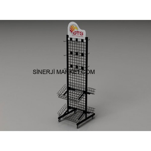 Metal Stand Demonte - 02