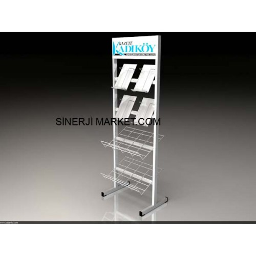Metal Stand Demonte - 12