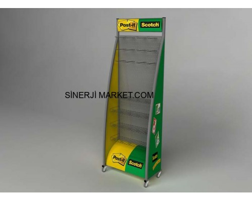 Metal Stand Demonte - 15