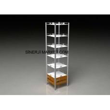 Metal Stand Orta Alan - Havuz - 02