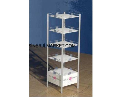 Metal Stand Orta Alan - Havuz - 10