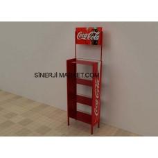 Metal Stand Raflı - 04
