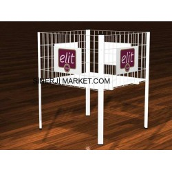 Metal Stand Tel Sepet