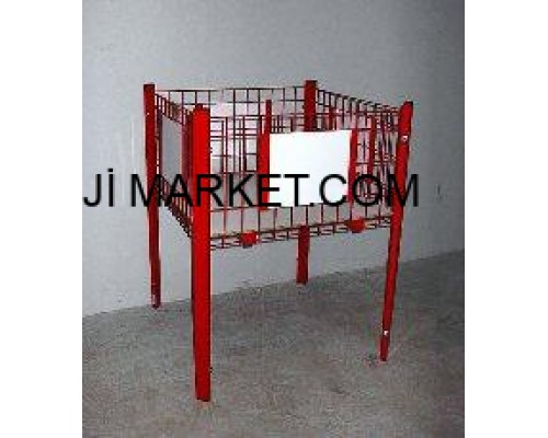 Metal Stand Tel Sepet - 03