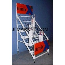 Metal Stand Tel Sepet - 04
