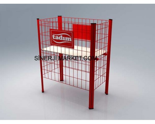 Metal Stand Tel Sepet - 07