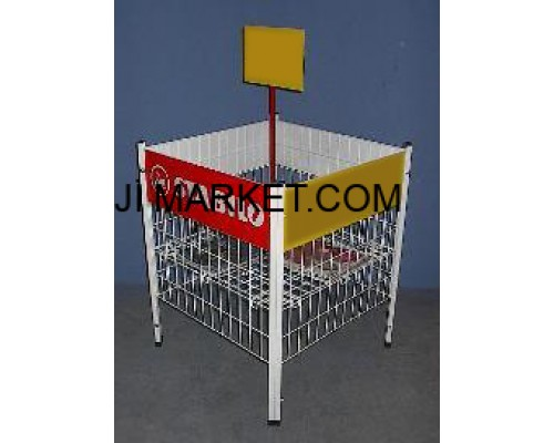 Metal Stand Tel Sepet - 08