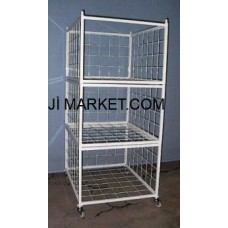 Metal Stand Tel Sepet - 09