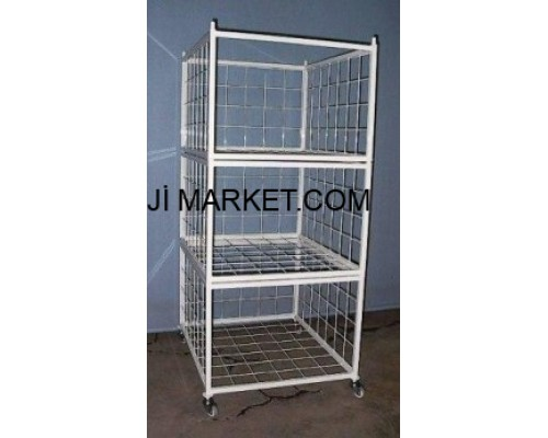 Metal Stand Tel Sepet - 09