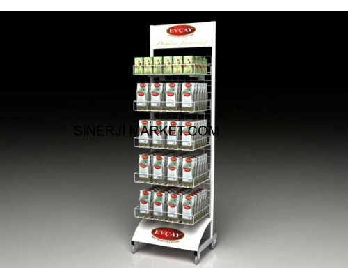 Metal Stand Tel Stand - 09