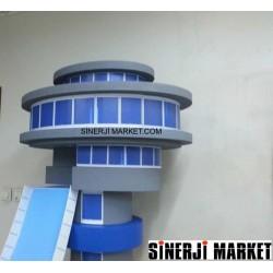 Strafor Stand - Köpük Kesim 3D